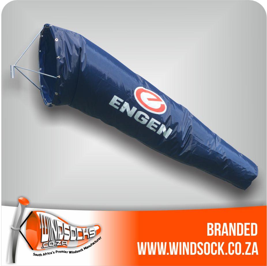 branded windsocks