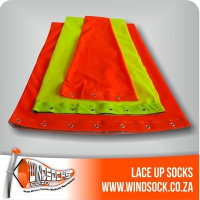 windsock lace up